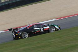 #50 AF Corse, Ferrari 458 Italia: Niek Hommerson, Louis Machiels, Fabio Babini