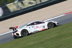 #11 ART Grand Prix McLaren MP4-12C: Antoine Leclerc, Mike Parisy, Andy Soucek
