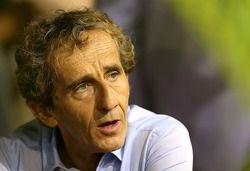 Alain Prost (FRA), Canal+ TV 21