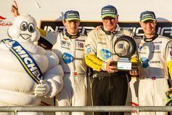 Michelin Green X Challenge: GT vencedores Antonio Garcia e Jan Magnussen