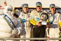 Michelin Green X Challenge: GT winners Antonio Garcia and Jan Magnussen