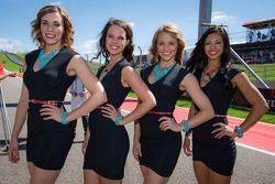 Grid Girls charmosas