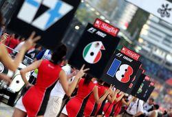 Жан-Эрик Вернь. ГП Сингапура, Воскресенье, перед гонкой.