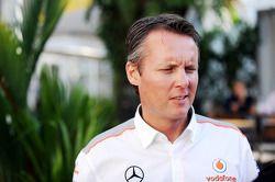 Sam Michael, McLaren director deportivo
