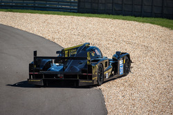 #31 Lotus Lotus T128: Kevin Weeda, Vitantonio Liuzzi, James Rossiter off the track