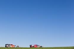 #51 AF Corse Ferrari 458 Italia: Gianmaria Bruni, Giancarlo Fisichella, #49 Pecom Racing Oreca 03 - Nissan: Luis Perez-Companc, Nicolas Minassian, Pierre Kaffer