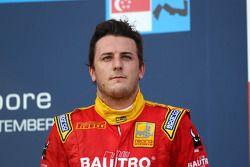 O terceiro colocado Fabio Leimer