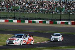 Yvan Muller, Chevrolet Cruze 1.6T, RML et Tom Chilton, Chevrolet Cruze 1.6 T, RML