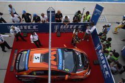 Norbert Michelisz, Honda Civic, Zengo Motorsport race winner