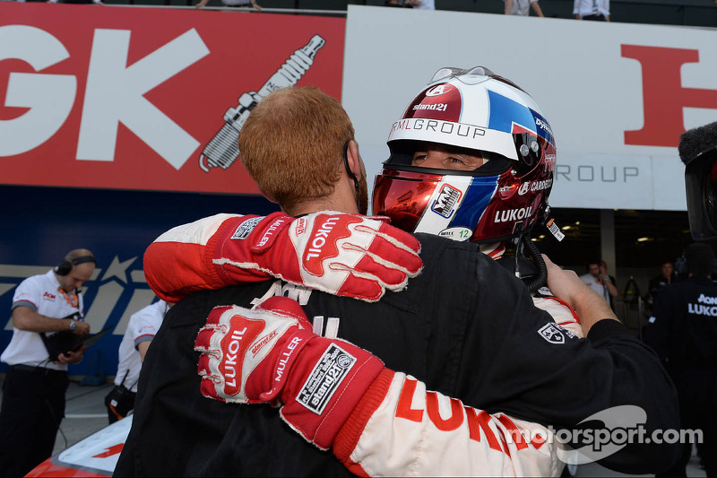 Yvan Muller, Chevrolet Cruze 1.6T, RML WTCC Champion 2013