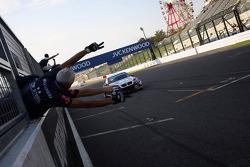 Tom Coronel, BMW E90 320 TC, ROAL Motorsport pakt de overwinning