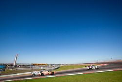 #91 Porsche AG Team Manthey Porsche 911 RSR: Jörg Bergmeister, Patrick Pilet, #45 OAK Racing Morgan