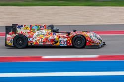 #45 OAK Racing Morgan - Nissan: Jacques Nicolet, Jean-Marc Merlin, Erik Marris