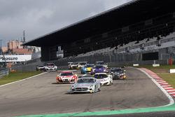 #22 Preci Spark Mercedes SLS AMG GT3: Godfrey Jones, David Jones, Morgan Jones
