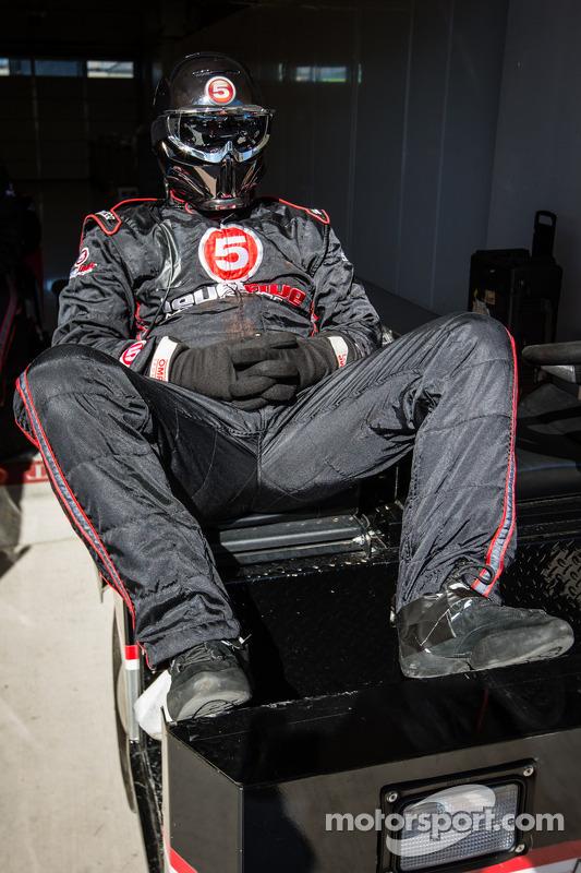 Level 5 Motorsports membros da equipe