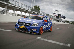 2014 Ciceley Racing BTCC Mercedes A-Klasse