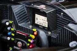 Painel de Instrumentos#552 Level 5 Motorsports HPD ARX-03b HPD