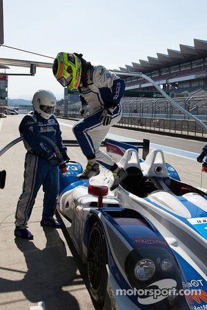#18 KCMG Morgan-Nissan: James Winslow, Hiroshi Koizumi, Richard Bradley