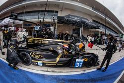 #31 Lotus Lotus T128: Kevin Weeda, Vitantonio Liuzzi, James Rossiter