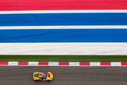 #50 Larbre Competition Chevrolet Corvette C6-ZR1: Patrick Bornhauser, Julien Canal, Fernando Rees