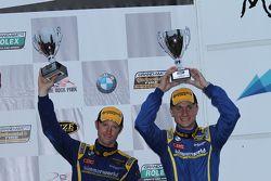segundo colocado- #81 BimmerWorld Racing BMW 328i: Tyler Cooke, Gregory Liefooghe