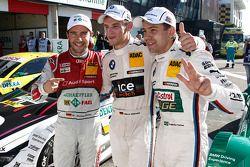Top 3 Mike Rockenfeller, Marco Wittmann e Augusto Farfus