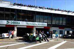 Mike Rockenfeller, Audi Sport Team Phoenix Audi RS 5 DTM DEKRA