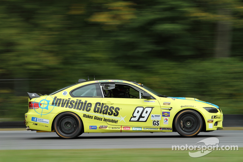 #99 Automatic Racing BMW M3 Coupe: Steven Phillips, Rob Ecklin Jr.