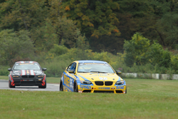 #96 Turner Motorsport BMW M3 Coupe: Bill Auberlen, Paul Dalla Lana