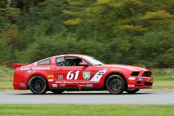 #61 Roush Performance Mustang Boss 302R GT: Billy Johnson, Jack Roush Jr.