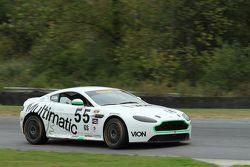 #55 Multimatic Motorsports Aston Martin Vantage: Jade Buford, Scott Maxwell