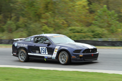 #158 Dempsey/Miller Racing Mustang Boss 302R GT: Ian James, Joe Foster