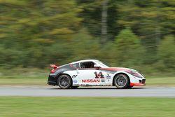 #14 Doran Racing Nissan 370Z: Brad Jaeger, BJ Zacharias