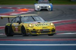 #11 JDX Racing Porsche 911 GT3 Cup: Mike Hedlund, Jan Heylen