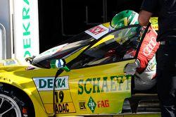Mike Rockenfeller, Audi Sport Team Phoenix Racing