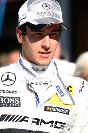 Christian Vietoris, Mercedes AMG DTM-Team HWA