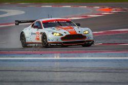 #95 Aston Martin Racing Aston Martin Vantage V8: Christoffer Nygaard, Kristian Poulsen, Nicki Thiim