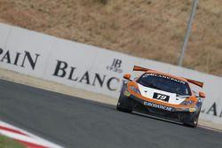 #19 Von Ryan Racing McLaren MP4-12C: Gregoire Demoustier, Duncan Tappy