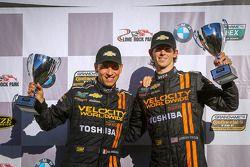 Vencedores Max Angelelli, Jordan Taylor