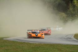 #4 8Star Motorsports Corvette DP: Emilio Di Guida, Sébastien Bourdais
