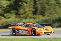 #3 8Star Motorsports Corvette DP: Enzo Potolicchio, Stéphane Sarrazin, Michael Valiante