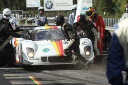 #8 Starworks Motorsport BMW/Riley: Mike Hedlund, Pierre Kaffer
