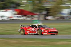 #61 R.Ferri/AIM Motorsport Racing com Ferrari Ferrari 458: Ken Wilden, Alex Tagliani
