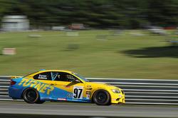 #97 Turner Motorsport BMW M# Coupe: Don Salama, Will Turner