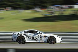 #15 Multimatic Motorsports Aston Martin Vantage: Nick Mancuso, Archie Hamilton