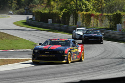 #9 Stevenson Motorsports Camaro GS.R: Matt Bell. John Edwards