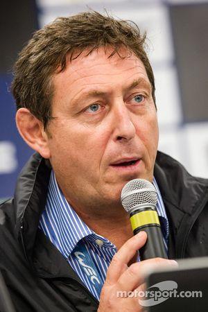 FIA WEC press conference: FIA WEC CEO Gérard Neveu