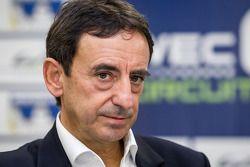 FIA WEC press conference: ACO President François Fillon