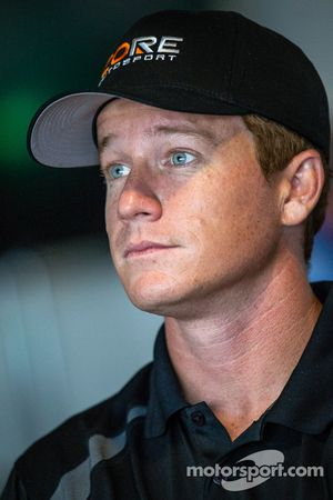 American drivers at Le Mans event: Patrick Long