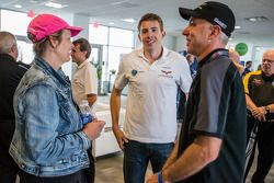 American drivers at Le Mans event: Tom Milner